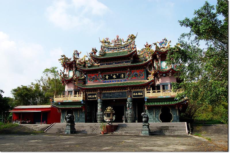 溪尾清水寺