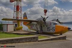 MM50179 15-5 - 68 - Italian Air Force - Grumman HU-16A Albatross - Italian Air Force Museum Vigna di Valle, Italy - 160614 - Steven Gray - IMG_9813_HDR