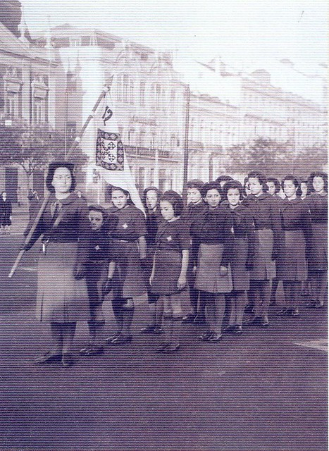 Desfile da M. P. F., 1941