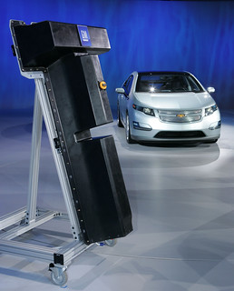 Chevrolet Volt and battery | by Argonne National Laboratory
