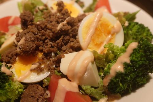 牛8特製サラダ USHIHACHI Kiba 08
