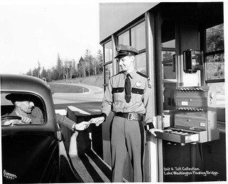 I-90 Toll Booth Collection | by WSDOT