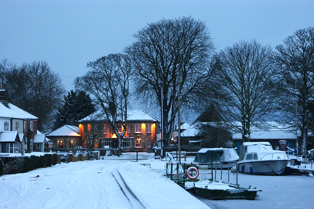 Thurne Lion Inn