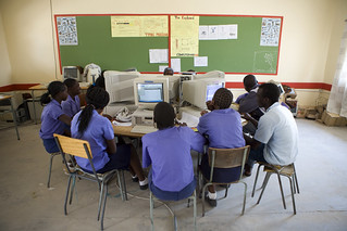 The Oneputa Combined School goes from Grade 1 through to Grade 10 | by World Bank Photo Collection