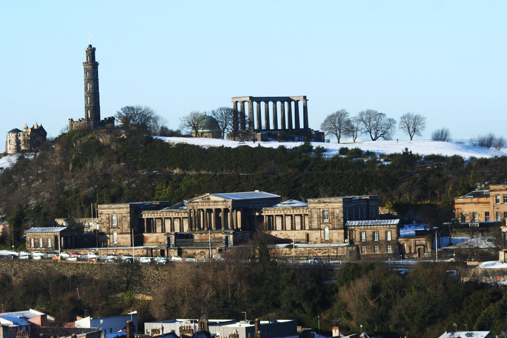 Royal High School and Calton Hill