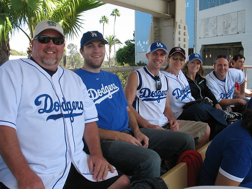 Alumni and Friends Association Dodger Night 2010 | by California State University Channel Islands