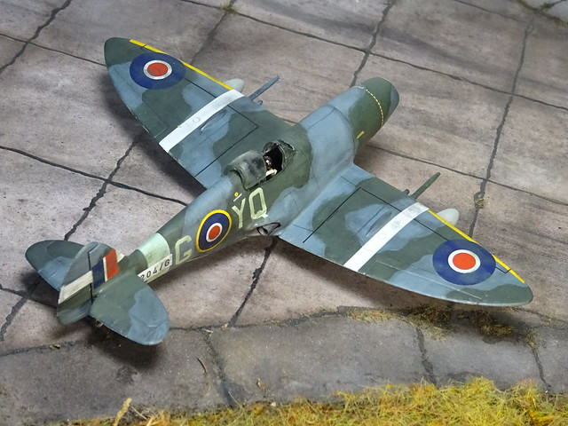 supermarine spitfire jetfire - photo #9