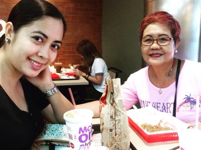 Mame and I
