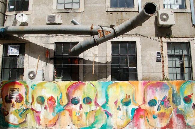 Lisbona - LX factory (4)