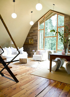 a renovated barn | by the style files