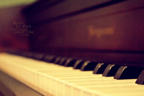 Music is... | by ginaballerina.