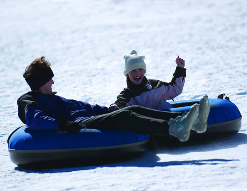 Tubing | by Great Glen Trails