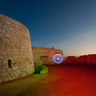 Fort Hommet by Night | by Pikebubbles
