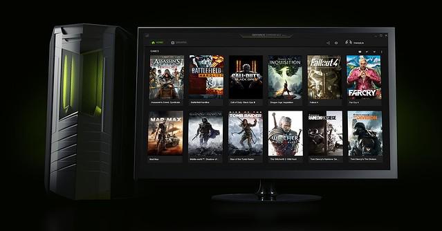 TRÒ CHƠI - NVIDIA GeForce Experience 3 0: Chơi game là phải