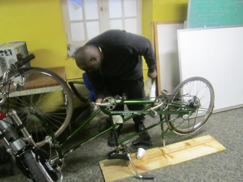 Tandem build | by Mt Elliott Makerspace