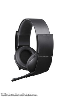 Official Wireless Stereo Headset for PS3 | by PlayStation.Blog