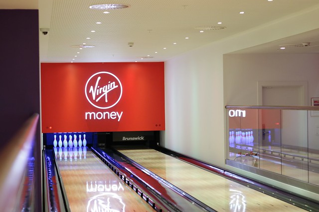 Virgin Money Lounges - Sheffield - Bowling