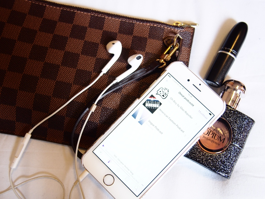 Fashion podcasts