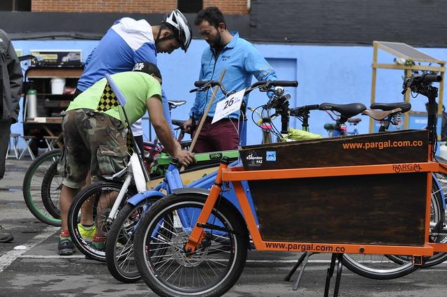 Bogotá Cargo Bike Festival- 2016