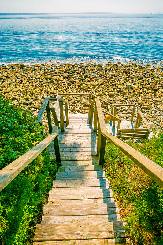 oceanfront bed and breakfast in Maine