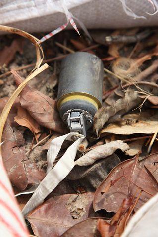 Credit Report Com >> Artillery-delivered M42/M46 DPICM submunition found in Apr…   Flickr