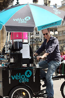 velo café | by David Lebovitz
