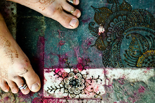 More Toes and Henna | by B.Bubble