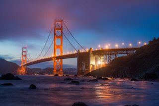 Golden Gate from Marshall Beach | by kern.justin