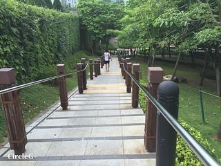 CIRCLEG 香港 遊記 美孚 嶺南之風 荔枝角公園  (25)
