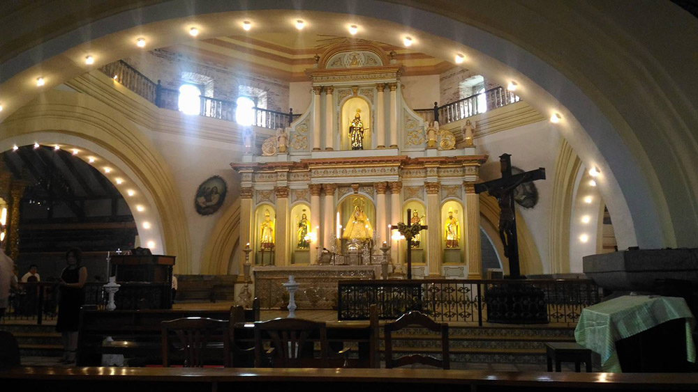 San Guilermo Church1 - Pampanga