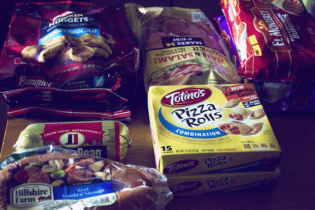Grocery Haul October 6