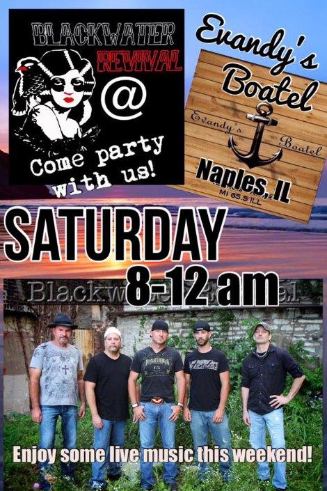 Blackwater Revival 10-8-16