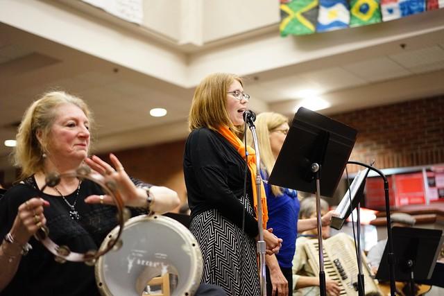 Jewish New Year Music Celebration