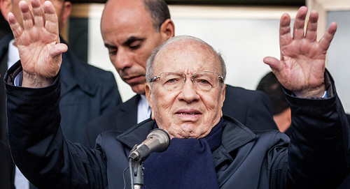 President Beji Caid Essebsi turns 90