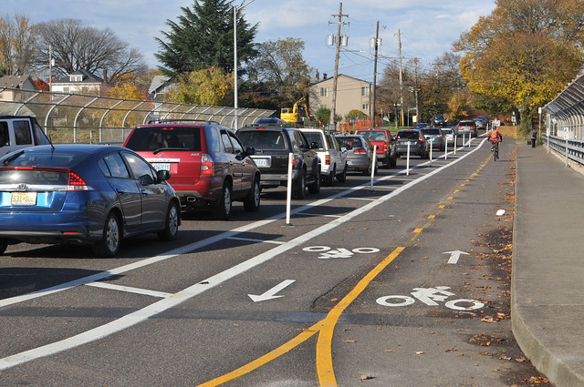 New bikeway on NE 21st Avenue-11.jpg