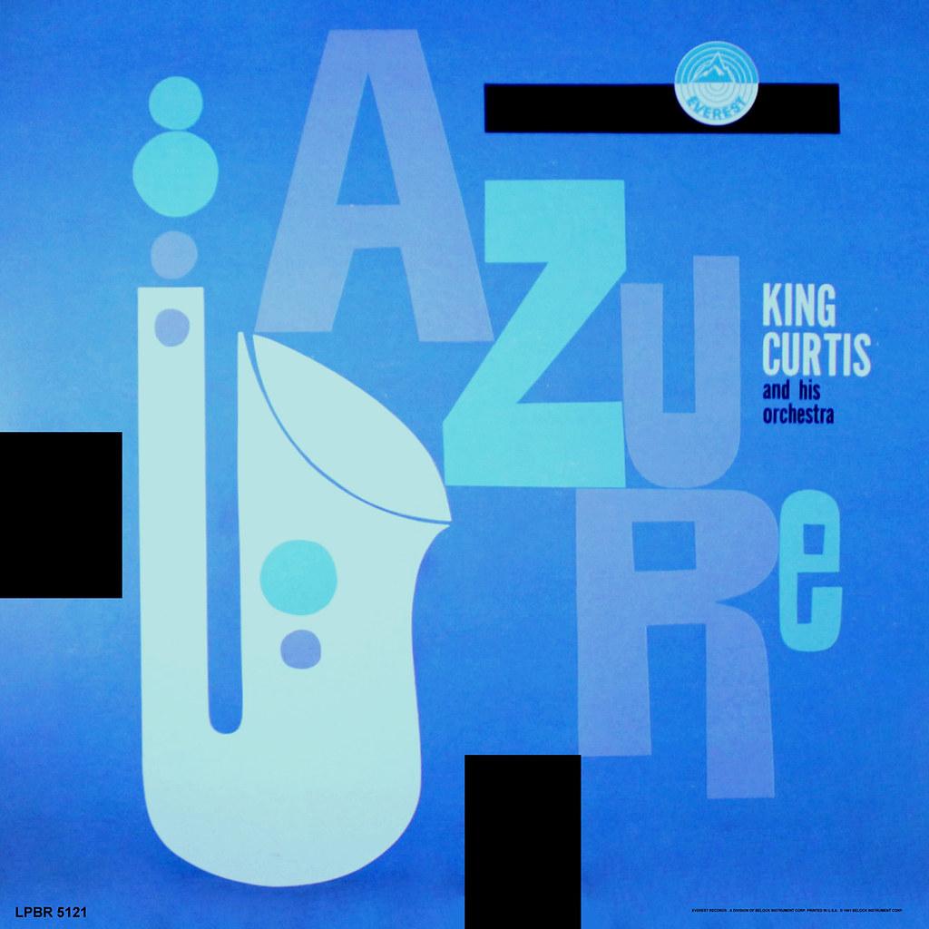 King Curtis - Azure
