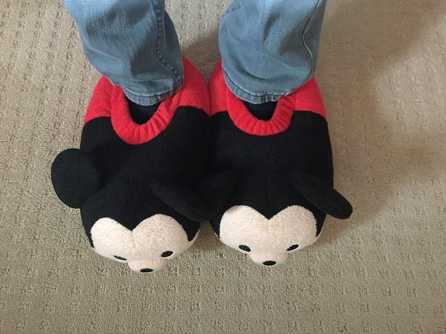 'Tsum Tsum'' Plush Slippers