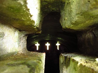Crypt Vents, Pioneer Cemetery | by CP Johnson