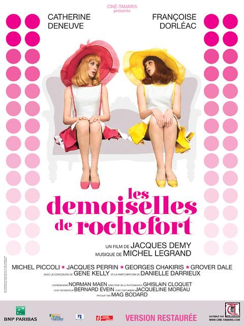 Les Demoiselles de Rochefort - Poster 4