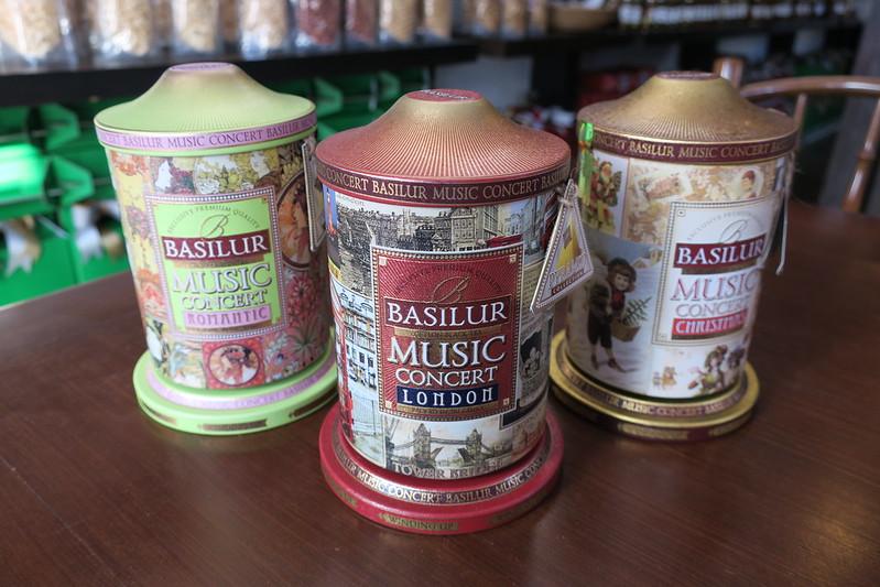 Basilur teas