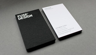 Fuse Busines Card | by Fuse Design