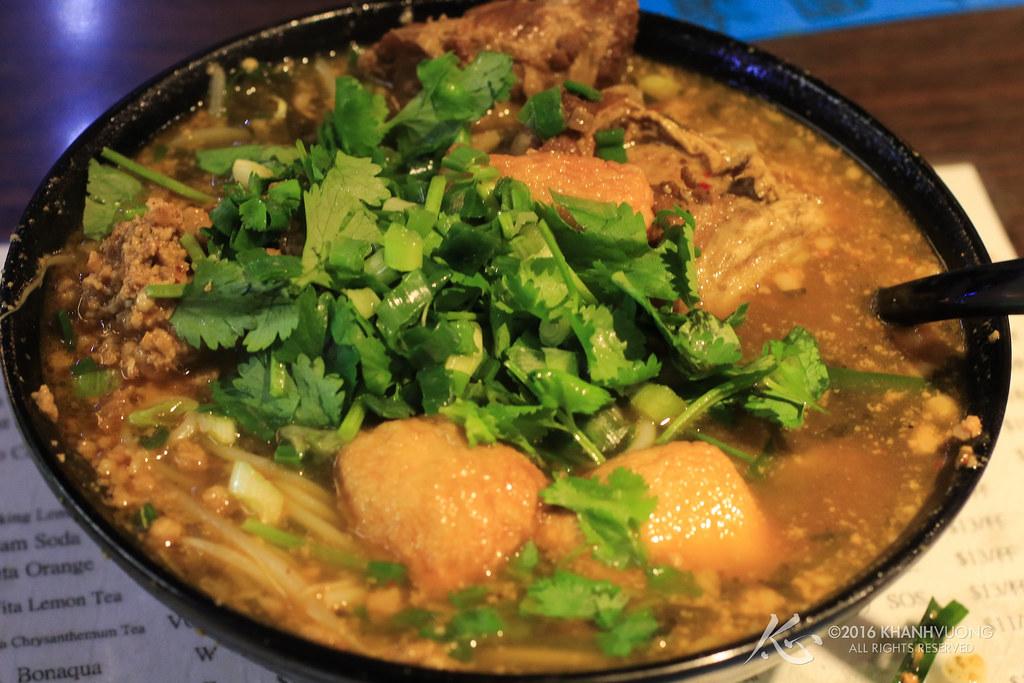 HK Trip '16 Day 2 0213 (Sing Lum Khui Noodle)