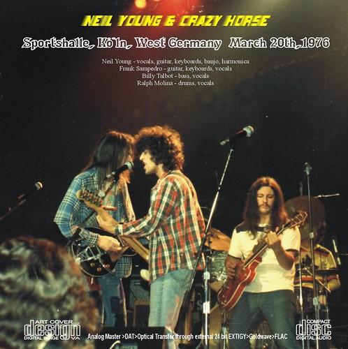 Koln 20-03-76 cover