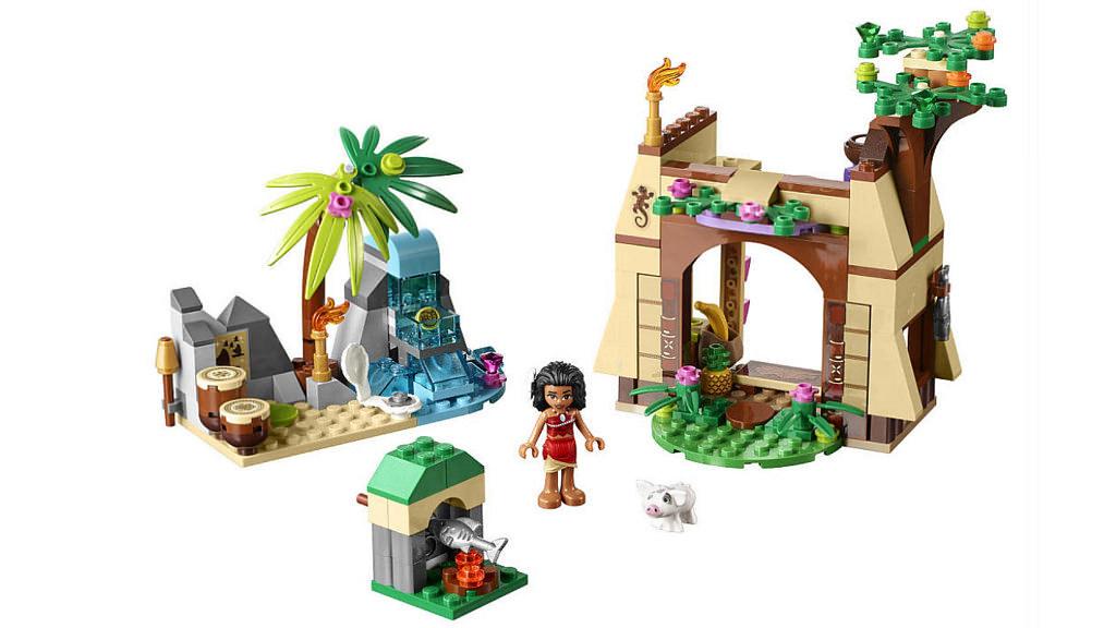 LEGO Disney 41149 - Moana's Island Adventure