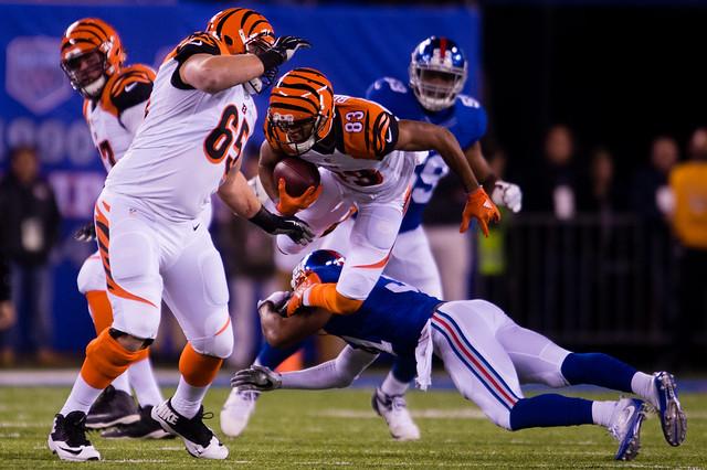 NFL Giants v Bengals 069