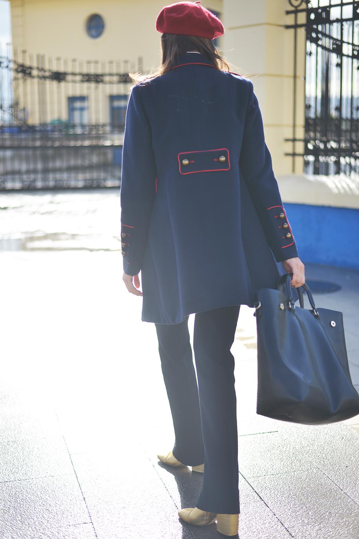Militar coat