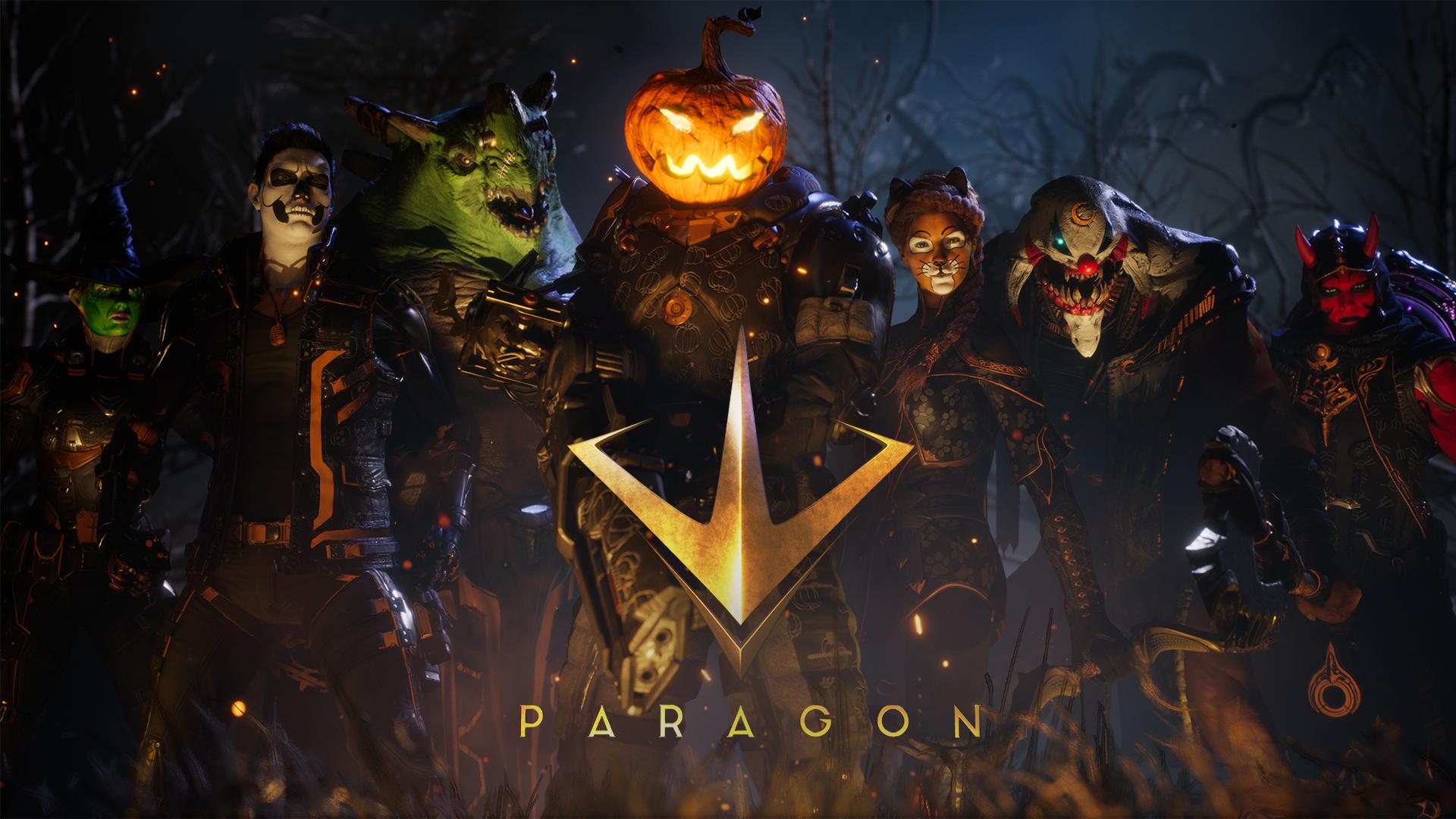 Paragon Halloween