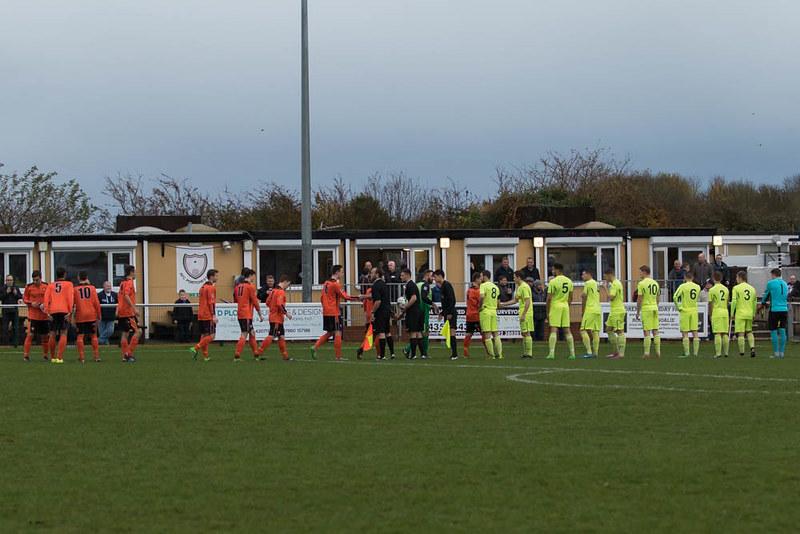 AFC Portchester v Alresford Town 19.11.16