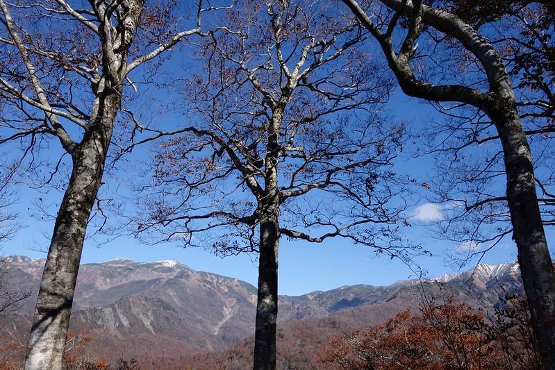 Hakusan panorama lookout