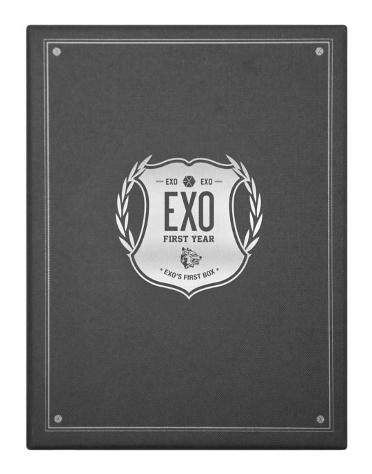 DVD EXO's First Box (2014)